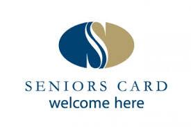 Senior discount card